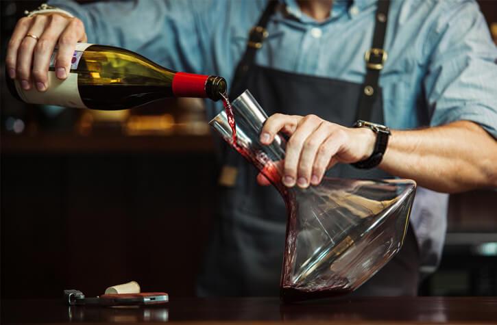 meilleure carafe à vin