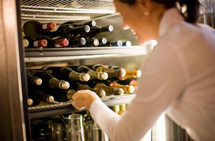 meilleure cave à vin La Sommelière