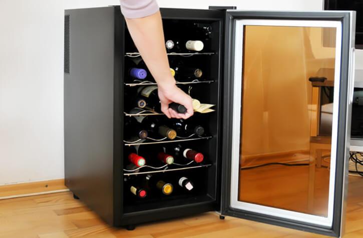 meilleure cave à vin liebherr