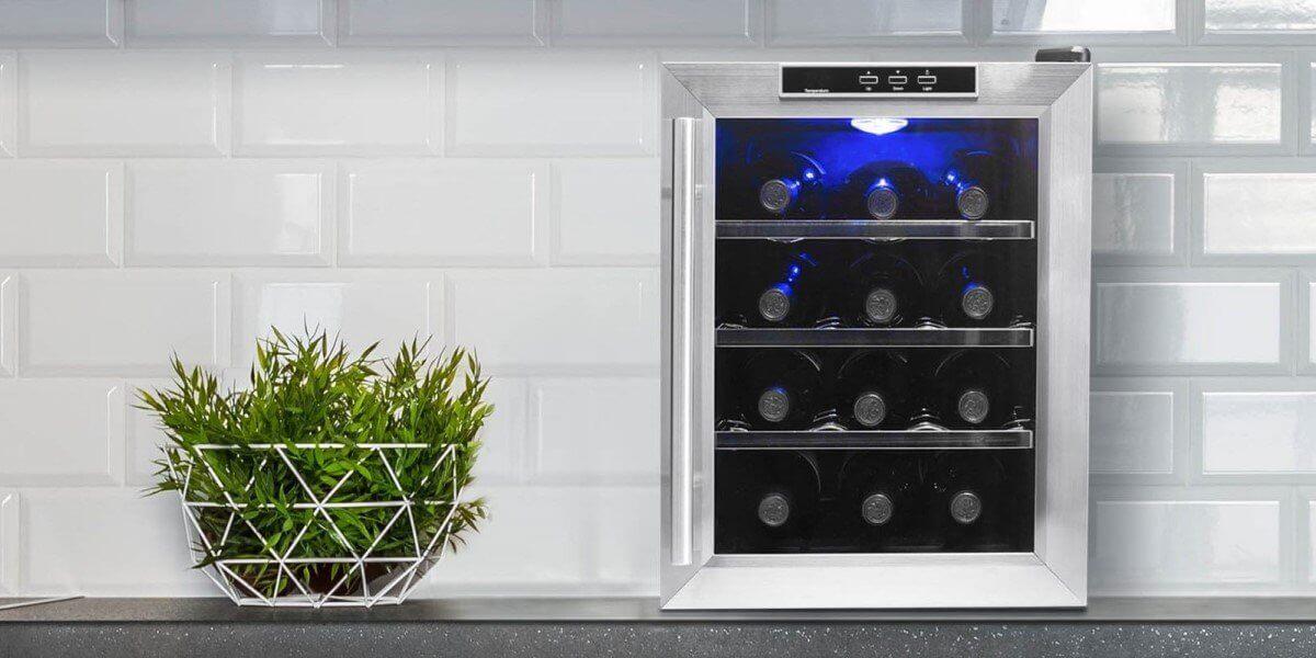 Compresseur vs. refroidisseurs de vin thermoélectriques