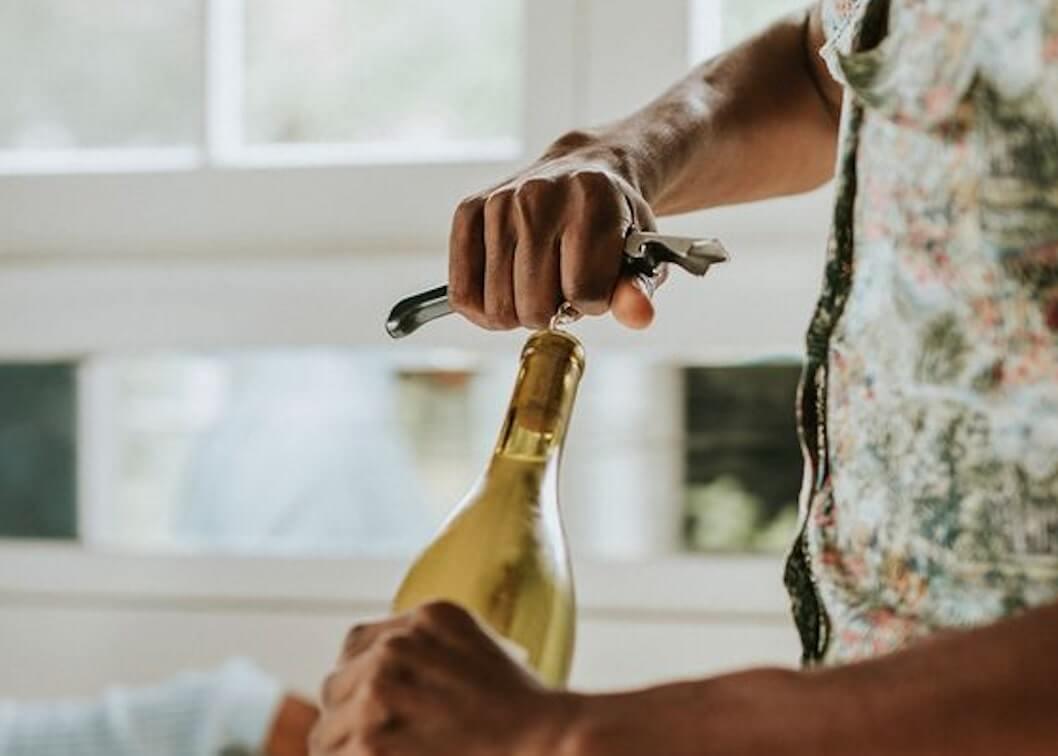 Conserver une bouteille de vin ouverte